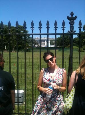 The White House, Washington DC   Veggie Mama