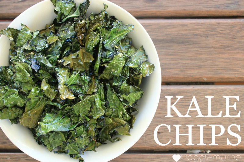 kale chips | Veggie Mama