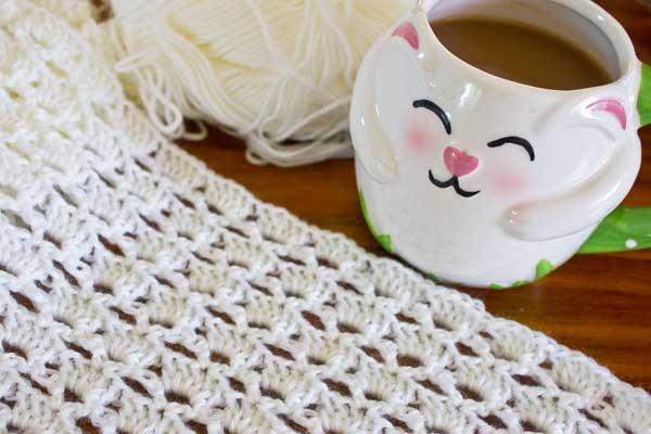 Moccona + crochet