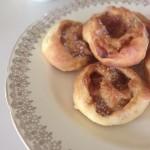apple and cinnamon scrolls recipe | Veggie Mama
