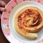 hidden veggie pizza scrolls for picky eaters | Veggie Mama