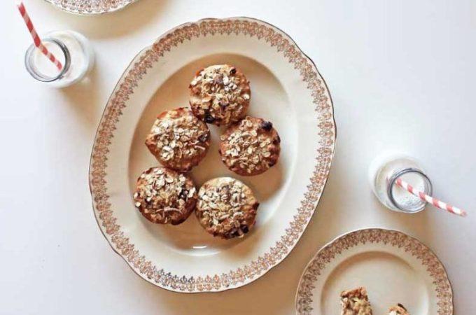 simple muesli muffins